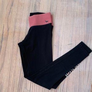 PINK Victoria's Secret Yoga Embellishment Pants
